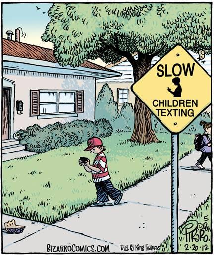 kids-texting