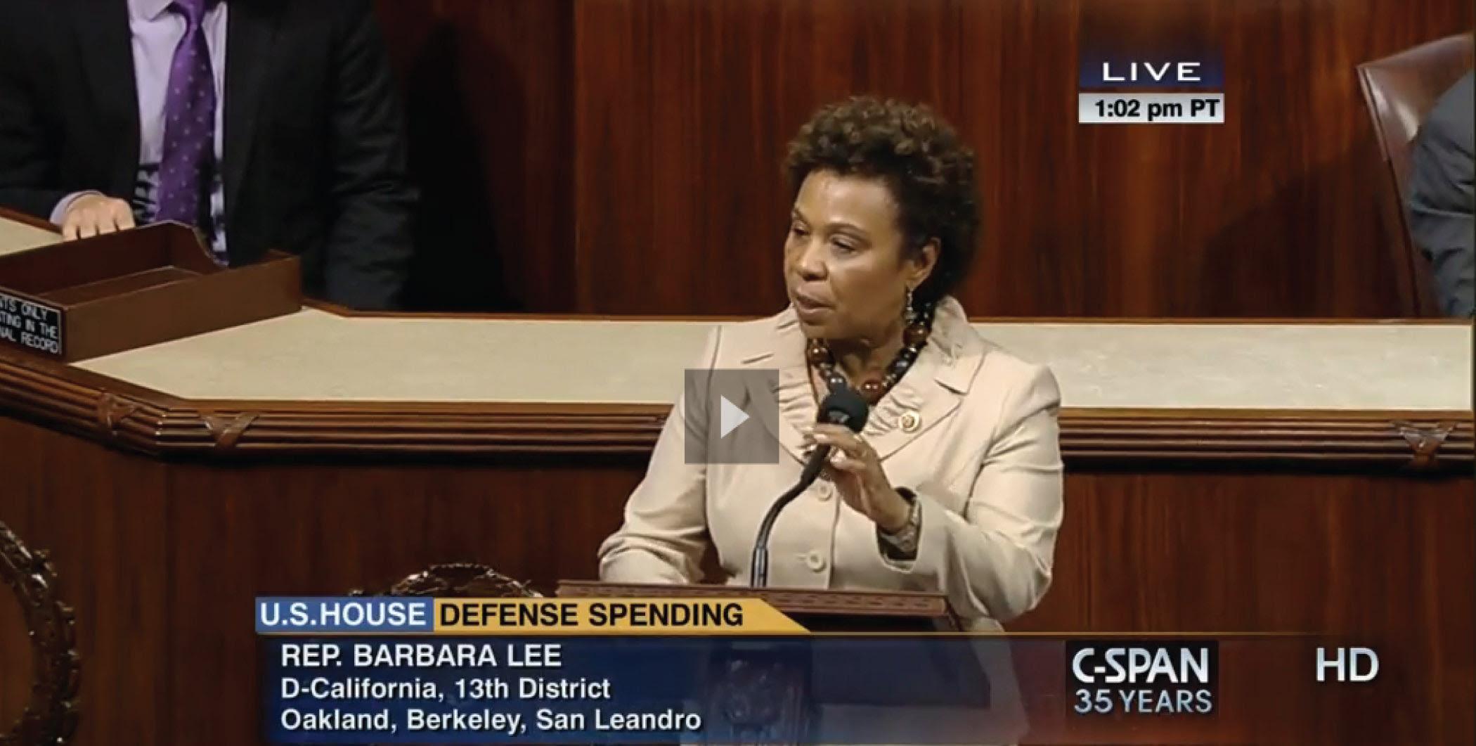 US                                        Representative Lee