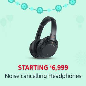 Headphones ₹6,999