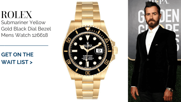 Submariner Yellow Gold