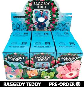 Raggedy Teddy