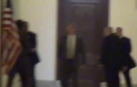 VIDEO: Democrat Senate Majority Leader Harry Reid's Bodyguard Physically Assaults Reporter