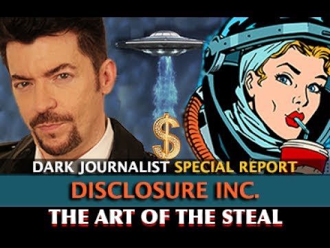 DISCLOSURE INC. THE ART OF THE STEAL! NEW AGE DEEP STATE PART 5 - DARK JOURNALIST  Hqdefault