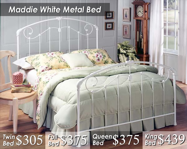 Maddie Bed Priced