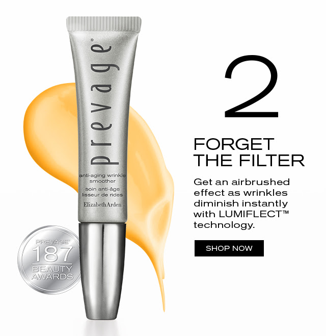 2 FORGET THE FILTER Get an air-brushed effect as wrinkles diminish instantly with LUMIFLECT™ technology. SHOP NOW