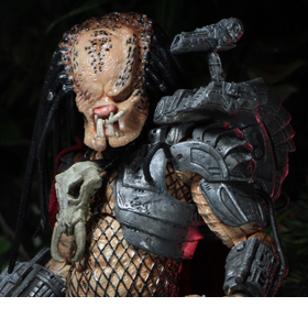 ULTIMATE AHAB PREDATOR FIGURE