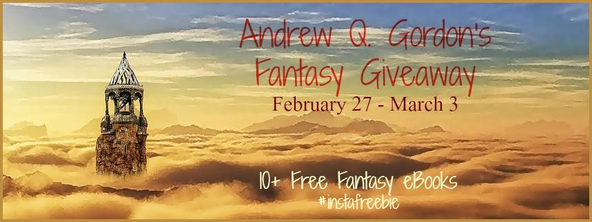 Andrew Q Gordon's Fantasy Giveaway