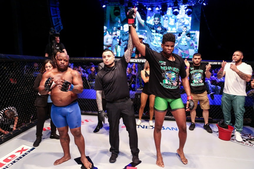 XKO 40 - Fight 9 Kennedy Nzechukwu vs Andre Kavanaugh-37