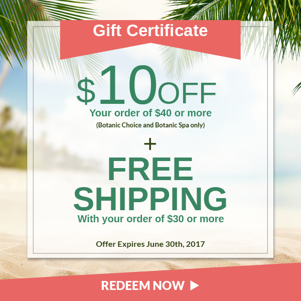 $10 off $40 plus free shipping on $30 orders or more.