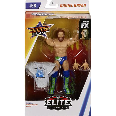 Image of WWE Wrestling Elite Series 68 - Daniel Bryan