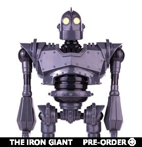 Iron Giant Soft Vinyl Figure