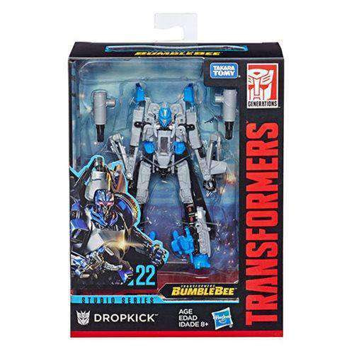 Image of Transformers Studio Series Premier Deluxe Wave 4 - Dropkick - JULY 2019