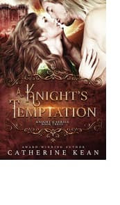 A Knight's Temptation by Catherine Kean