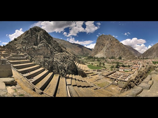 Megalithic Ollantaytambo In Peru Was Built Before The Inca  Sddefault