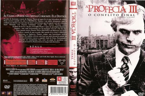 A Profecia III - O Conflito Final Torrent - BluRay Rip 720p Dual Áudio (1981)