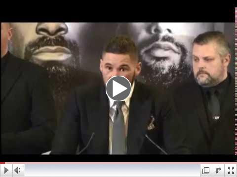 Haye - Bellew Press Conference