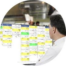 Monitor cocina
