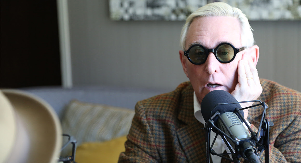 "What! Roger Stone Assassination Attempt Two, Angelina Jolie Makes Bizarre Rant, NY Times ""Whites Raise Racist Kids"""