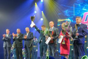 В Петербурге отпраздновали День строителя