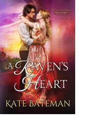 A Raven's Heart by K.C. Bateman