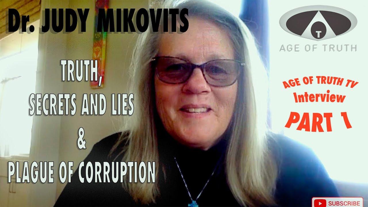 Dr. Judy Mikovits: Plague of Corruption S1EfYUnEwV