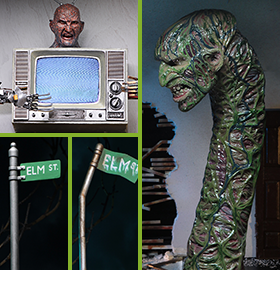 A NIGHTMARE ON ELM STREET DELUXE ACCESSORY SET