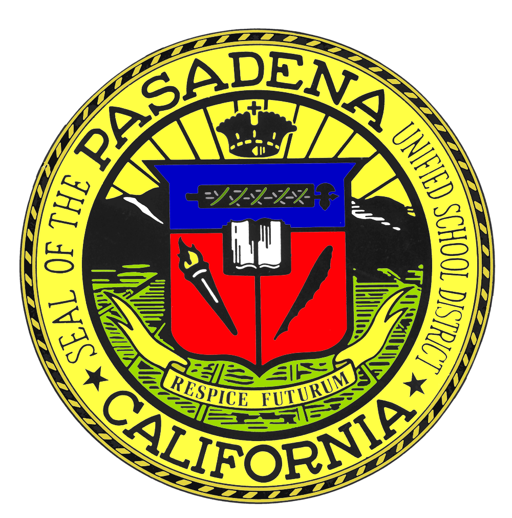 Seal of the Pasadena Unified School District
