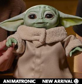The Mandalorian The Child Animatronic Edition