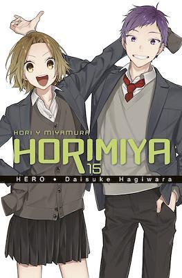 Horimiya (Rústica con sobrecubierta) #15