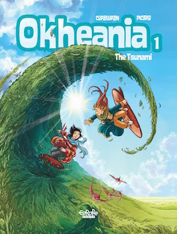 Okheania Europe Comics