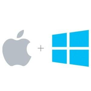 Mac and Windows? Check.