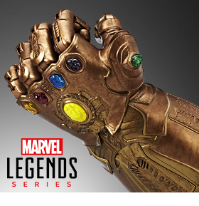 AVENGERS: INFINITY WAR MARVEL LEGENDS INFINITY GAUNTLET