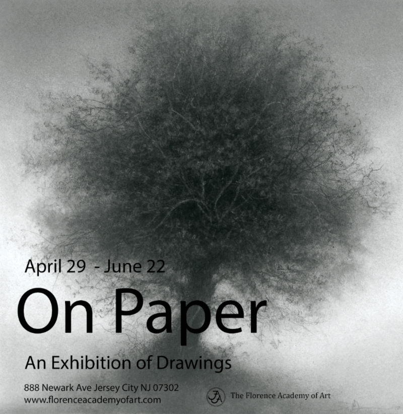On Paper exhibition at Mana