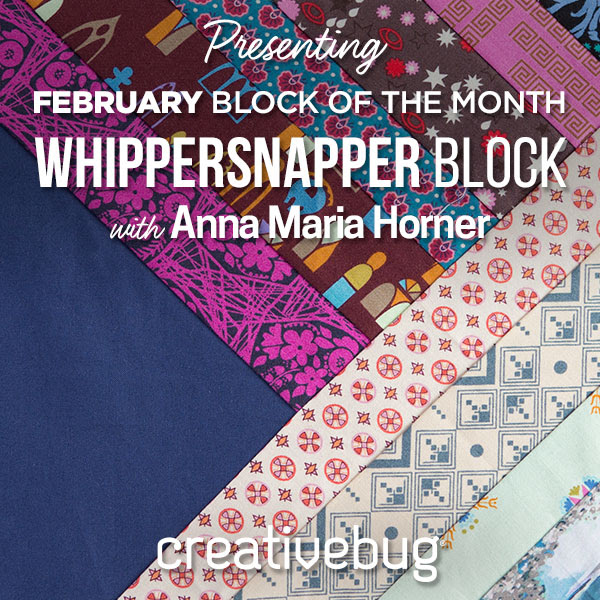 Block Of The Month: February E...