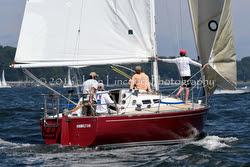 J/30 sailing J/Fest New England