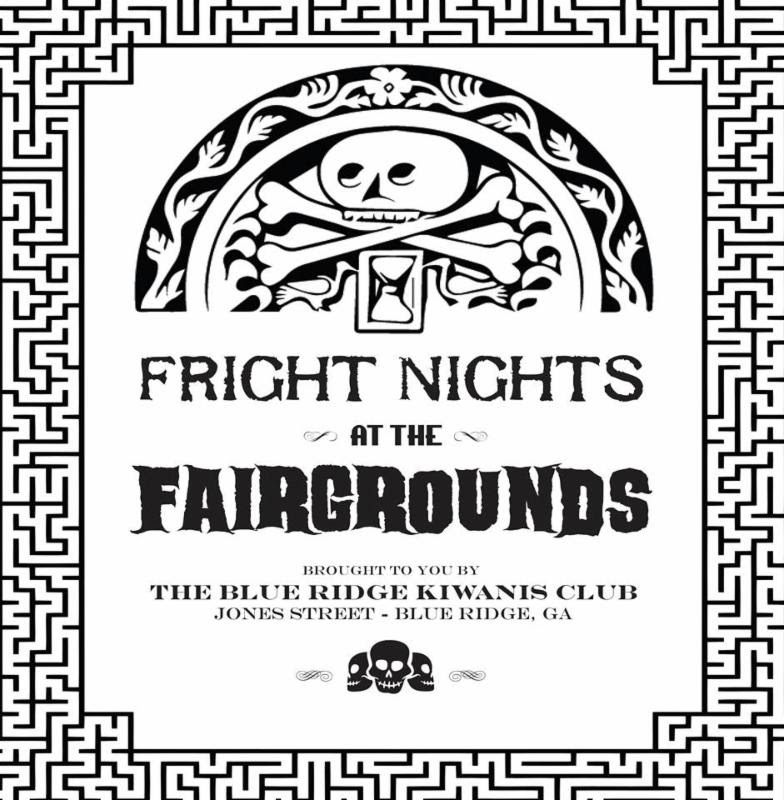 Fright Night a the Fairgrounds
