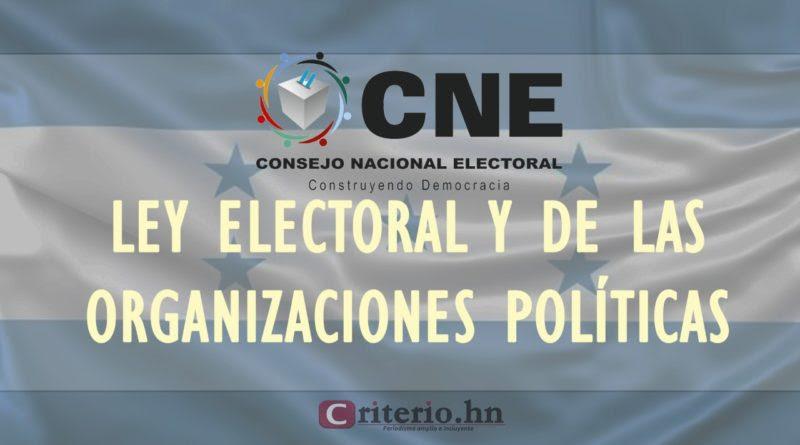 postergar convocatoria a elecciones primarias