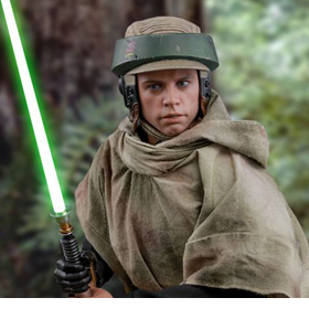 Hot Toys Star Wars: Return of the Jedi Luke Skywalker (Endor)