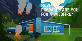 How Prepared Are You For Wildfire