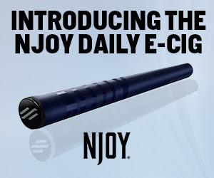 NJOY: 40% Off E-Liquids + A FR...