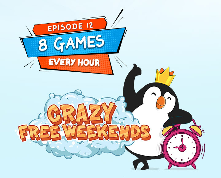 Crazy Free Weekend
