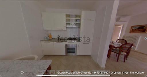 Cucina appartamento quadrilocale appartamento Grosseto, via Corridoni angolo Porciatti - Grosseto Invest