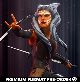 Star Wars: Rebels Premium Format Ahsoka Tano Statue