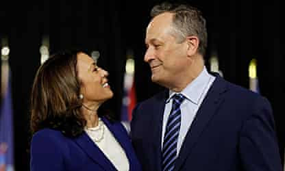 More than a second gentleman: why Doug Emhoff is Kamala Harris' secret weapon