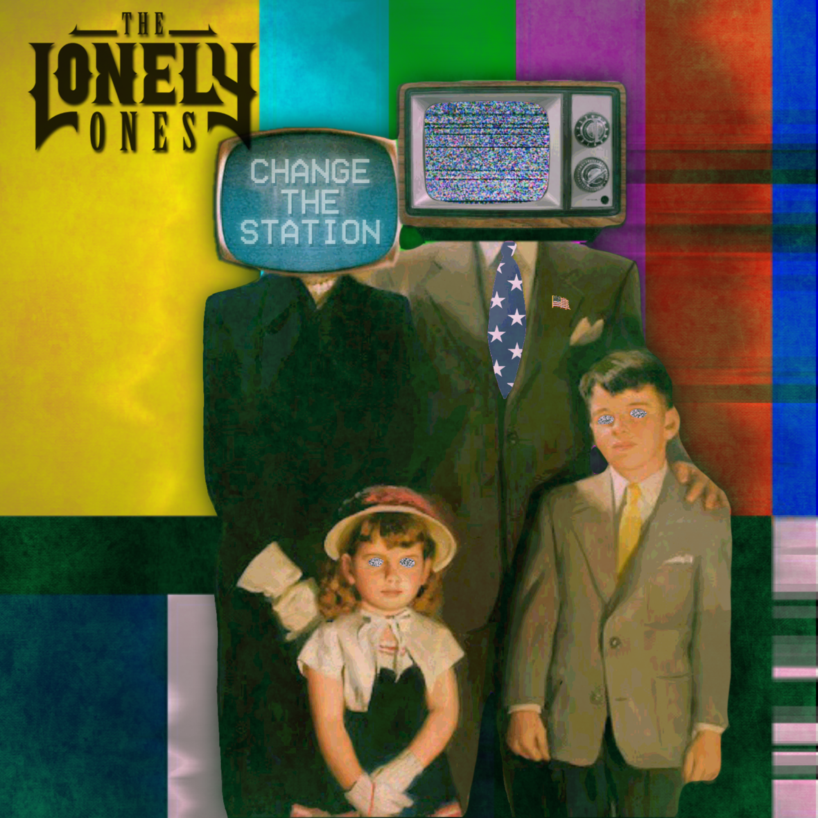 The Lonely Ones Change The Station Art