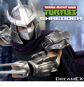 1/6 SCALE SHREDDER DREAMEX FIGURE