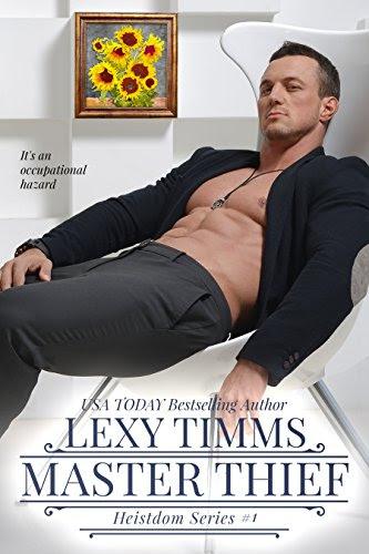 Cover for 'Master Thief: Romantic Suspense Steamy Romance (Heistdom Book 1)'