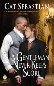 cover of A Gentleman Never Keeps Score