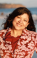Reyna Grande, speaker and author of The Distance Between Us