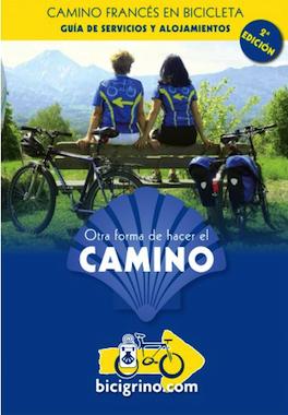 Descargar Guía Bicigrino, camino francés